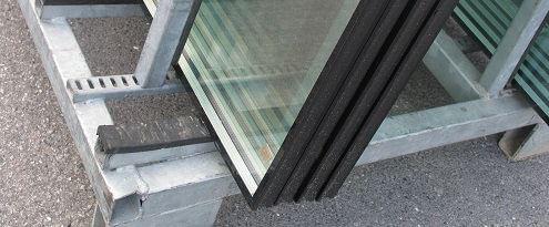 Glasplaten op voorraad